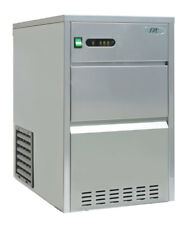 Sunpentown Spt 44 Lbs Automatic Stainless Steel Ice Maker Im 441c