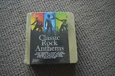 CLASSIC ROCK ANTHEMS SEALED 2 X CD BOXSET IN TIN CASE! THE CULT BLACK SABBATH