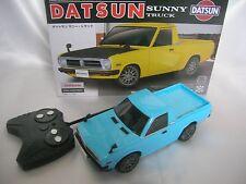 DATSUN Sunny Truck 2nd Gen RC Car Light Blue Electric YSN 2013 1:20 AHR1595
