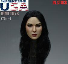 """1/6 Monica Bellucci Female Head Sculpt C For 12"""" PHICEN Figure U.S.A. IN STOCK"""