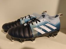 New Adidas Kakari X Kevlar Sg Soft Ground Rugby Cleats Mens Size 9.5 Bb7984
