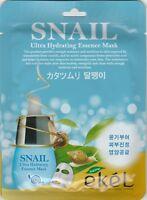 EKEL Ultra Hydrating Essence Maskpack Korean Masksheet cosmetics SNAIL 1 pcs