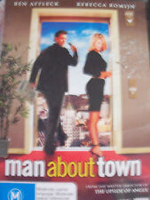 Man About Town (DVD, 2007) USED
