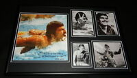 Mark Spitz Framed 12x18 Olympic Photo Display