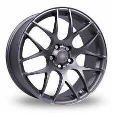 "18"" Lexus is200/ls/gs/Honda Civic/Nissan /Toyota Avensis Fox MS006 Alloy Wheels"