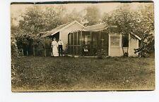 Mendota IL House RPPC Antique Lasalle County—House Photo 1907