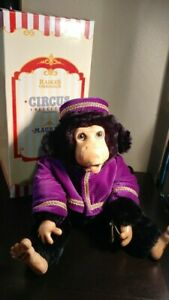 Robert Raikes Circus Collection-Maurice- NEW in Box COA Hand Signed