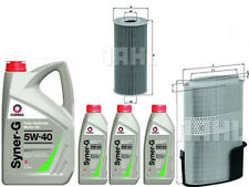 PORSCHE BOXSTER CAYMAN 987 SERVICE KIT OIL & AIR FILTERS MAHLE OE - 8L OIL