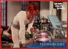 DAVID BOWIE - The Man Who Fell To Earth - Card #27 - Technology - Unstoppable