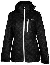 Womens M Columbia Nordic Point II LINER OMNI HEAT Winter Ski Snow Jacket NEW