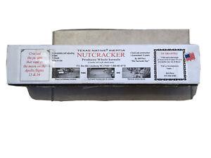VINTAGE Texas Native Inertia Nutcracker  with Original Box