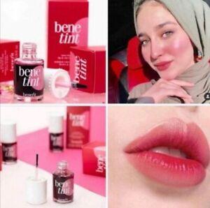 Benefit  bene tint 12.5 ml Benetint Rose Tinted lip New Gift