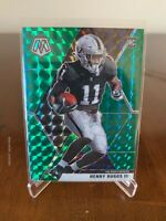 2020 ROOKIE HENRY RUGGS III Las Vegas Raiders - 4 CARD LOT!!