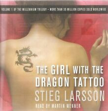 Stieg Larsson - The Girl with the Dragon Tattoo (6xCD A/Book 2008) Millennium