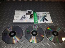 FINAL FANTASY VII 7 PS1 PLAYSTATION 1 ONE Greatest Hits LABEL