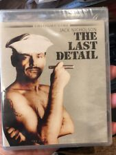 The Last Detail Blu-ray Twilight Time Limited Edition Jack Nicholson New/Sealed