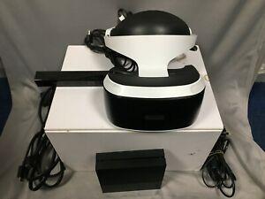 Sony PlayStation PSVR Headset V1 77221/SK
