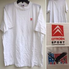 CITROEN SPORT T-Shirt Size XL Free Wear