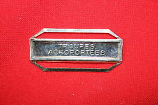FRENCH FOREIGN LEGION ETRANGERE ARMY & PARATROOPS TROUPES AEROPRTEES MEDAL BAR