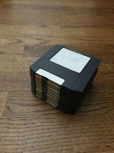 ZIP 100 MB DISC LOT OF 10