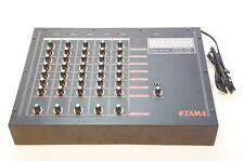 TAMA TECHSTAR TAM500 Analog Drum Synthesizer Rack TAM-500 RARE