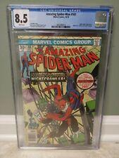 Amazing Spider-Man #161 CGC 8.5 1976 Marvel Comics **FREE SHIPPING**