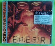 EINHERJER ODIN OWNS YE ALL. FIRST PRESS CD 1998. AMON AMARTH ENSIFERUM BATHORY