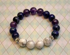 Insomnia Power Intention Bracelet for Insomnia Relief, Depression, and Anxiety