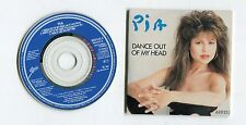 Pia Zadora 3-INCH cd-maxi DANCE OUT OF MY HEAD 1988 dressed-down + jam+lewis Mix