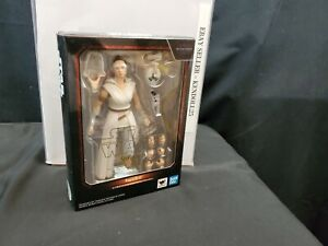 New Sealed Authentic Rey & DO - Star Wars S.H.Figuarts- US Seller/Fast Ship!