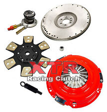 XTR STAGE 3 CLUTCH KIT+SLAVE +HD FLYWHEEL 98-02 CAMARO PONTIAC FIREBIRD 5.7L LS1