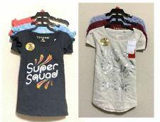 NEW VIGOSS Girls 3-Pack T-Shirts - VARIETY