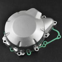 For Yamaha FZ6 04-10 FZ6R 09-12 XJ6S 09-12 Silver Engine Stator Cover & Gasket