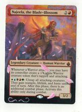 Najeela the Blade Blossom Altered Full Art MTG Magic Commander Token cEDH