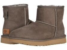 Women's Shoes UGG CLASSIC MINI II Sheepskin Boots 1016222 MOLE