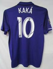 Orlando City Ricardo Kaka #10 Men's Medium Adidas Climacool Home Jersey A1 640