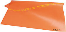 Knipex 98 67 10 VDE Electrical Insulating Rubber Mat 1000mm x 1000mm (1m x 1m)
