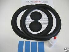 """EPI 120 A120 10"""" Woofer Speaker Repair Kit w/ Shims & Dust Caps!"""