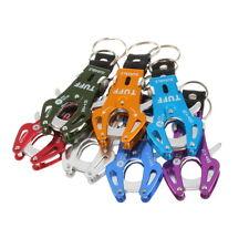 Durable Carabiner Clip Climb Hook Lock Keyring Keychain  13m-11 AB