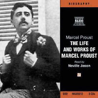 The Life and Work of Marcel Proust by Marcel Proust (Audio cassette, 2002)