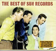 THE BEST OF SUN RECORDS Various Artists NEW SEALED 2CD
