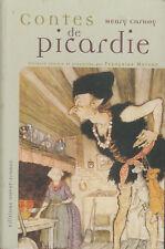 Livre contes de Picardie H. Carnoy book
