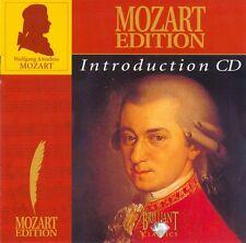 Wolfgang Amadeus Mozart- MOZART EDITION INTRODUKTION CD Klassische Musik Klassik