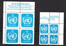 Cinderella - UN We Believe Seals imprint blocks - clean #