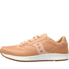 Saucony Mens Freedom Runner Trainers Low Profile Leather Shoes