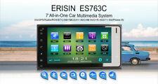 ERISIN ES763C AUTORADIO GPS TOYOTA RAV4 COROLLA LAND CRUISER USB BLUETOOTH 3G SD