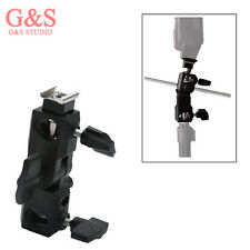 Umbrella/Flash Mount/Holder/Tripod Bracket/Hot Shoe Adapter for Light Stand