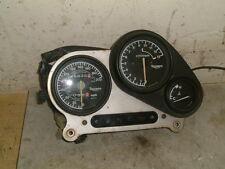 Triumoh speed triple clocks instrument cluster, 1995 model
