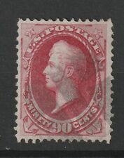 USA 1870 Perry  Scott # 155 vf Used