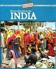 Descubramos India / Looking at India (Descubramos Paises Del Mundo / Looking at